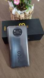 PocoFone X3 NFC 64Gb/6Gb de ram/Tela de 120Ghz
