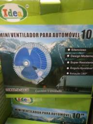 Ventilador automotivo novo
