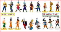 Dragon Ball (action Figures) R$ 25,00 de 10 a 12,8 cm
