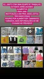 Troco roupas