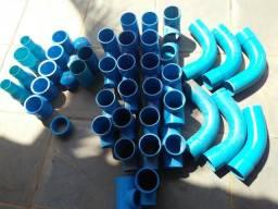 """Pecas de irrigação 3"""" lote cano, irrigar"""