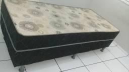 Cama box solteiro. ( 991542066) Mecejana