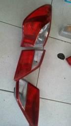 Lanternas Traseiras Do HB20 Sedan