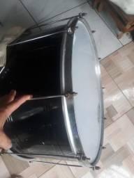 Instrumentos para banda fanfarra surdo, repik, tarol, surdinho