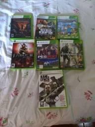 Troco Jogos Do Xbox 360
