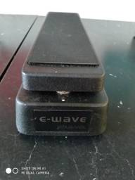 Pedal Wah e volume (E-Wave)