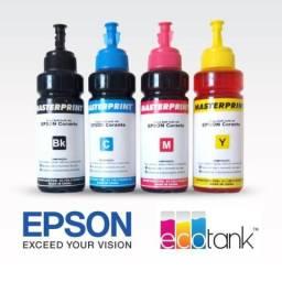 Refil Tinta Impressora Epson Ecotank