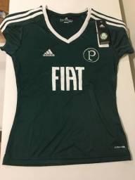 3c2906907a Camisa do Palmeiras 2011 Adidas Fiat Feminina