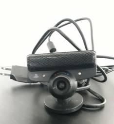 Kit Controle Muve E Camara De Playstation 3 - Juntos ou Separados