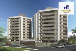 Apartamento com 4 dormitórios à venda, 155 m² por R$ 789.200 - Bessa - João Pessoa/PB