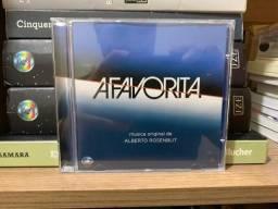 CD A Favorita Instrumental (Novela)