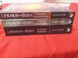 """Triologia """"Filhos do Eden"""""""