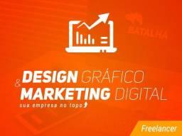 Design e Marketing Freelancer