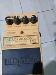 Pedal para guitarra crossroads Eric Clapiton digitech