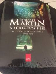 Vendo livro 2 Game of Trones