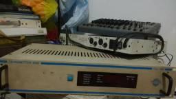 Transmissor de rádio Fm