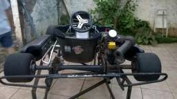 Kart Rd 135 Motor Preparado