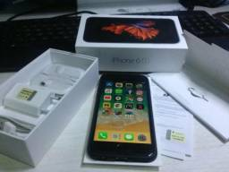 IPhone 6s 32G Novo Troco Leia