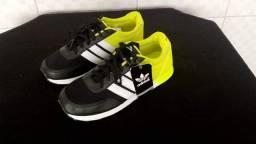 Tênis adidas N'(41) (Aceito cartao e oferta em dinheiro)