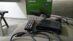 Vendo conversor digital intelbrasR$40 reais