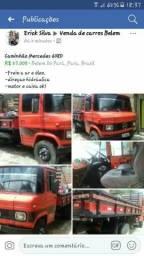 Caminhão 608D - 1989