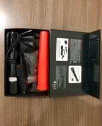 NOVA.Lanterna Tática Multifuncional-SWAT-Flashlight.3 Modos d funcionament.Liga d alumínio