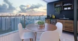 Apartamento residencial à venda, Monteiro, Recife.