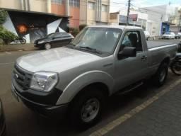 Ford Ranger XL 3.0 PSE CS Prata - 2012