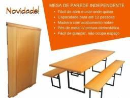 Mesa de Parede Independente
