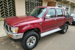 Toyota Hilux cd 4x4 diesel ano 2000 - 2000