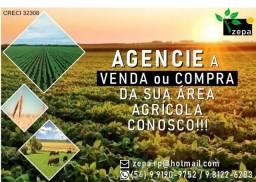 Compra ou Venda de Áreas Agrícolas
