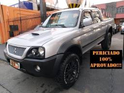 L200 Outdoor HPE 2.5 4x4 Cabine Dupla Impecável!!! - 2008