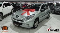 PEUGEOT 207 2011/2012 1.4 XR SPORT 8V FLEX 4P MANUAL - 2012