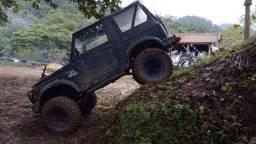 Vendo ou troco jeep samurai ap 1.8 - 1991
