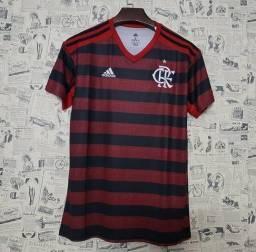 Camisetas de futebol (dos maiores campeonatos)
