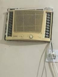 Ar condicionado Cônsul gelando