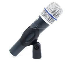Microfone profissional MXT com fio