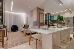 Apartamento na Planta, 2 e 3 quartos, Residencial Muy Bueno!