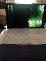 TV Sony Bravia 3D (para peça)