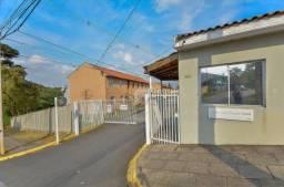 Apartamento à venda com 2 dormitórios em Santa cândida, Curitiba cod:927080