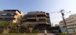 Cobertura com 3 dormitórios para alugar, 241 m² por R$ 2.600,00/mês - Recreio dos Bandeira
