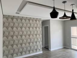 Apartamento novo com acabamento de 1ª - PRONTO PRA MORAR
