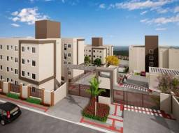 Parque Rubis - Apartamento com 2 quartos em Três Barras, Contagem - MG - ID4102