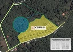 Terreno à venda, 1000 m² por R$ 100.000,00 - Aderno - Itacaré/BA