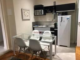 Título do anúncio: Studio Mobiliado com 1 dormitório para alugar, 35 m² por R$ 3.500/mês - Pinheiros - São Pa
