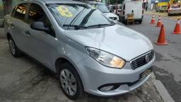 Fiat Grand Siena Essence 2018 Flex 1.6 4pts NOVO!!