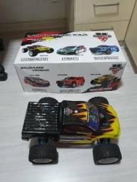 Automodelo carrinho elétrico 1/10 4x4 Himoto 2.4gh
