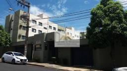 Apartamento com 1 dormitório para alugar, 32 m² por r$ 550/mês - vila monte alegre - ribei