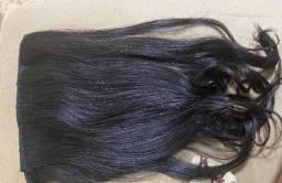Mega Hair cabelo humano na tela