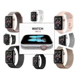 IWO 8 Relógio Smartwatch 44mm + Pulseira Extra